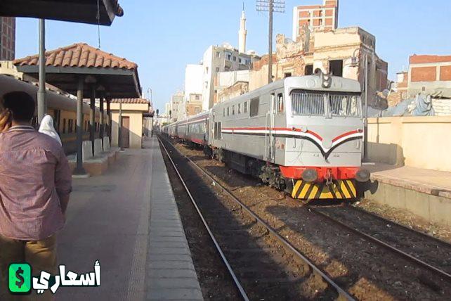 مواعيد قطارات طنطا المحلة الكبرى