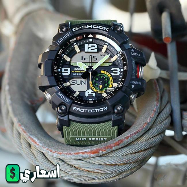 اسعار ساعات كاسيو في مصر