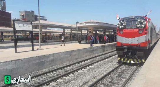 مواعيد قطارات اسيوط القاهرة