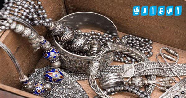 سعر جرام الفضة في مصر اليوم