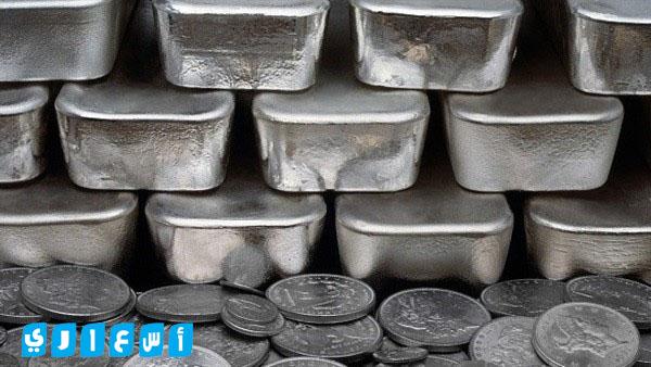 ما هي انواع الفضه