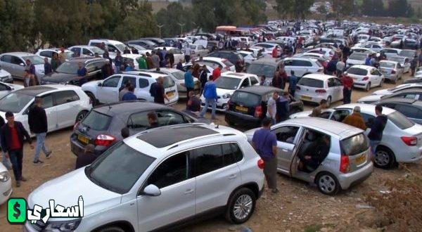 اسعار السيارات سوق تيجلابين اليوم