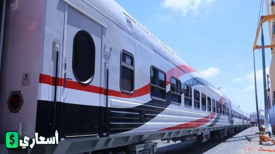 مواعيد قطارات المنيا اسيوط
