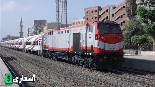 مواعيد القطارات من أسوان المنيا